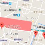 姫路駅周辺駐車場