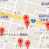 姫路城周辺民間駐車場