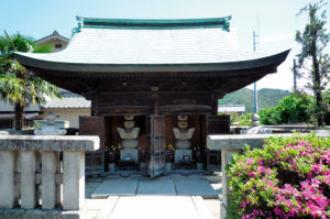 黒田家廟所