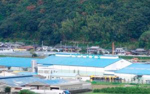 キンキサイン株式会社 徳島工場